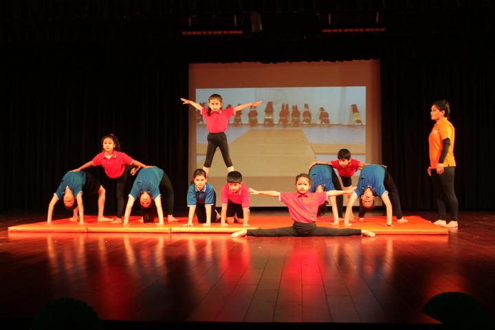 Ambience Public School-Dance
