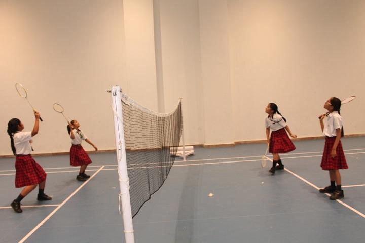 Ambience Public School-Sports