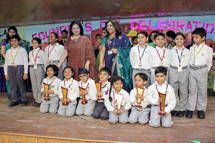 Amity International School-Awards