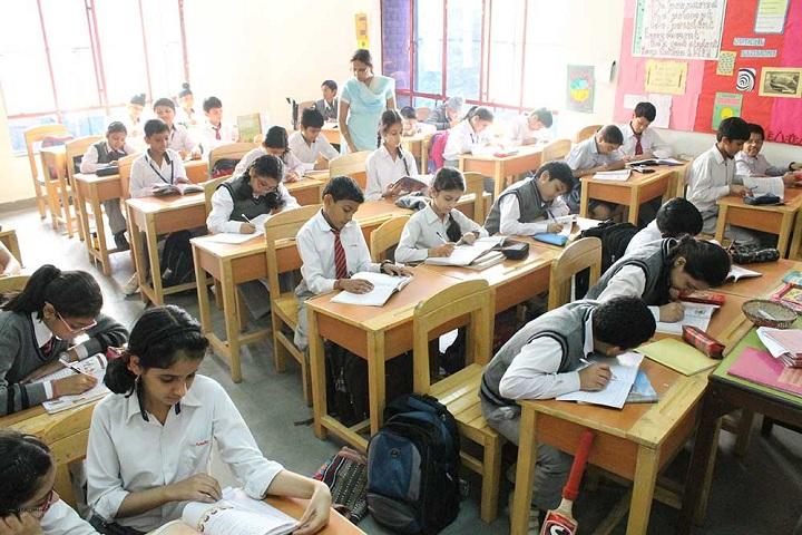 Amity International School-Class