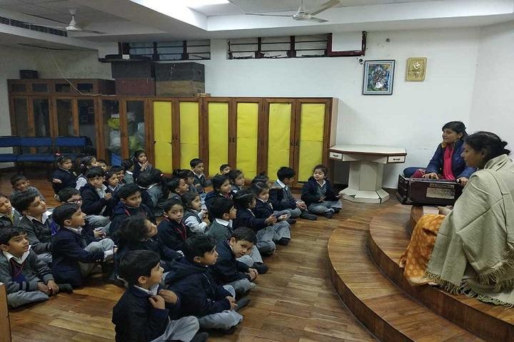 Amity International School-Music Room
