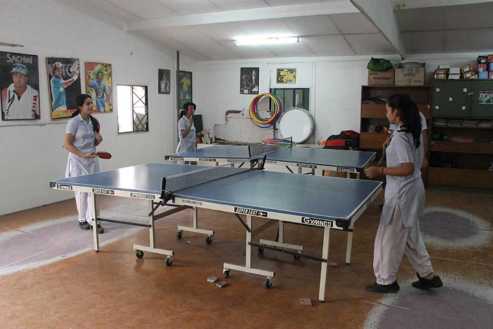 Amity International School-Sports Room