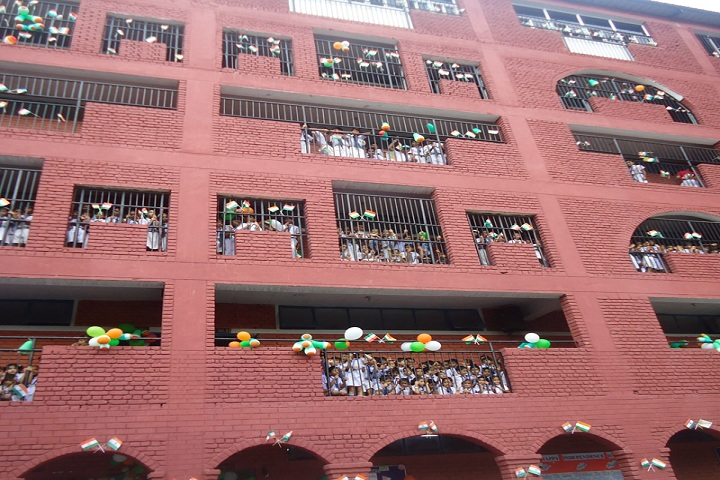 Amrita Public School-Independence Day