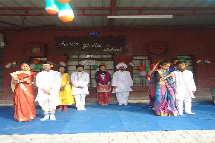 Amrita Public School-Republic Day Celebrations