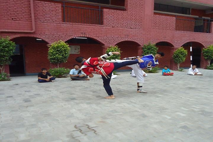 Amrita Public School-Sports Day