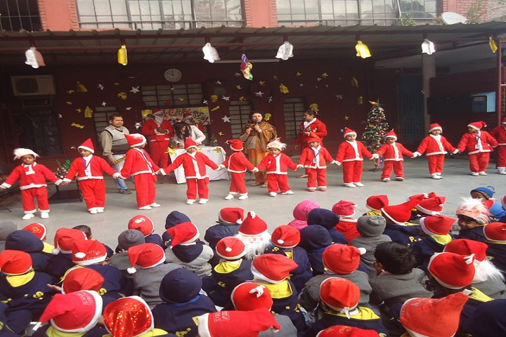 Amrita Public School-Christmas Celebrations