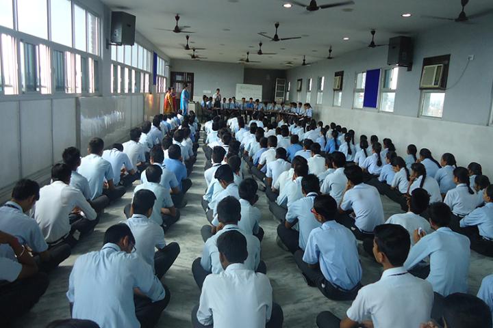 Amrita Public School-Auditorium