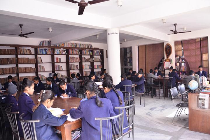 Amrita Public School-Library