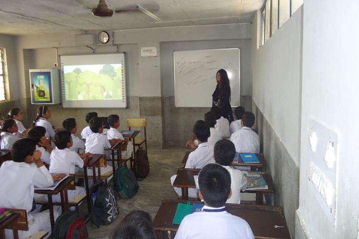 Amrita Public School-Smart-Class
