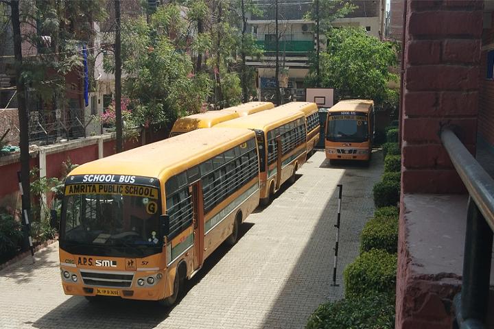 Amrita Public School-Transport