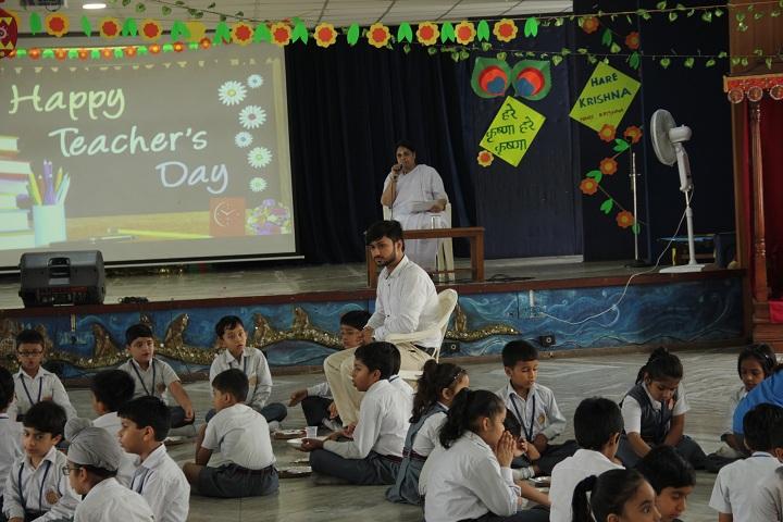 Amrita Vidyalayam-Teachers Day Celebrations