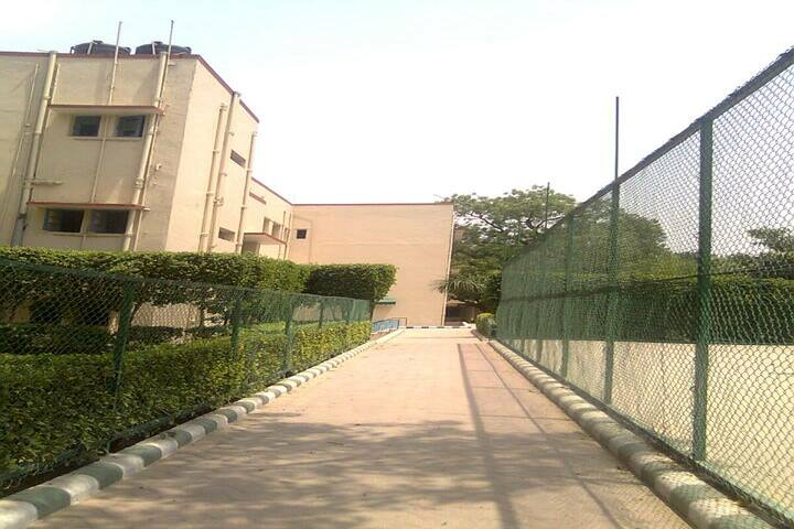 Andhra Education Society Senior Secondary School-Campus Side View