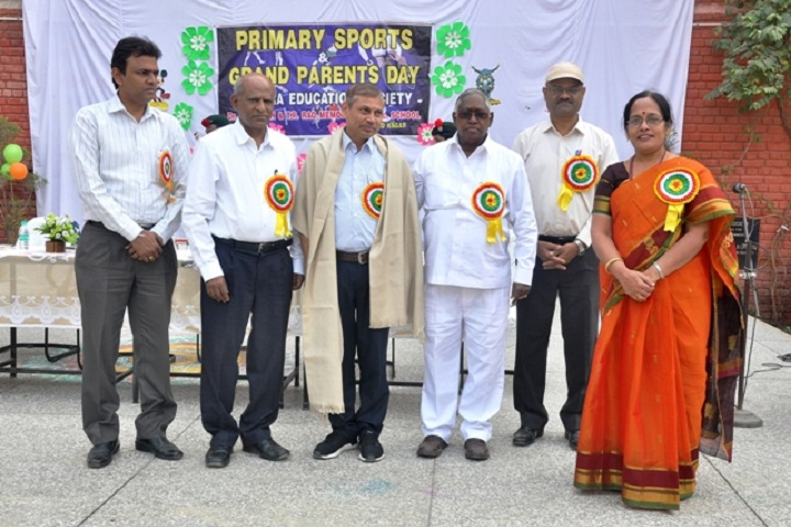 Andhra Education Society-Primary Sports Day