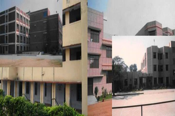 Andhra Education Society-Campus View