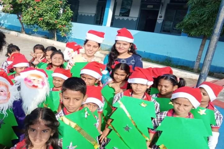 Kendriya Vidyalaya - Christmas Celebrations