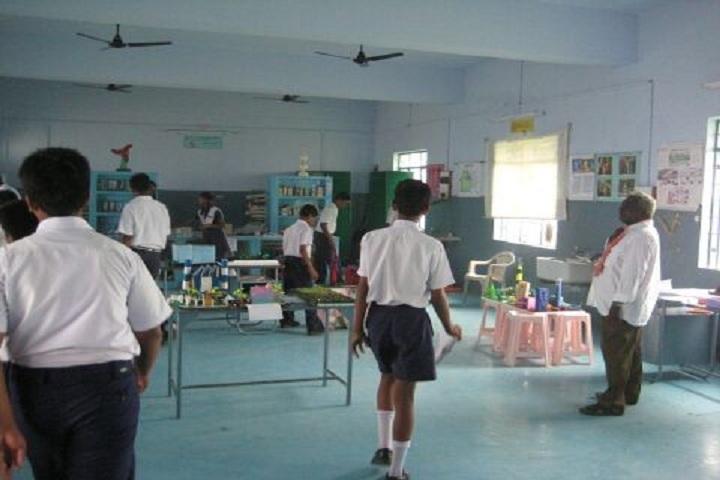 Kendriya Vidyalaya - Science Exhibition