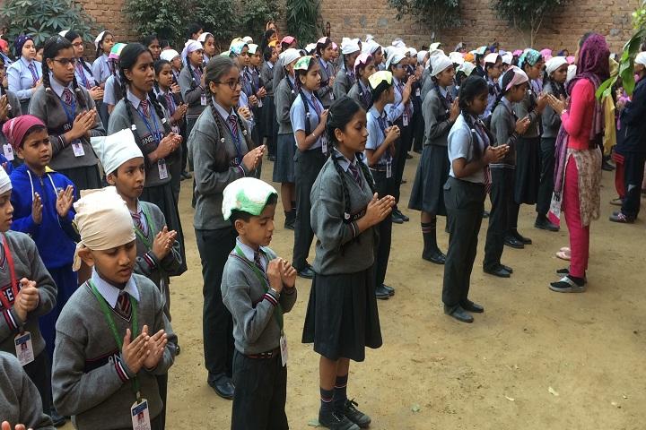 Angel Public School-Guru Jayanthi
