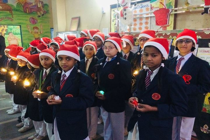 Angel Public School-Chirstmas Celebrations