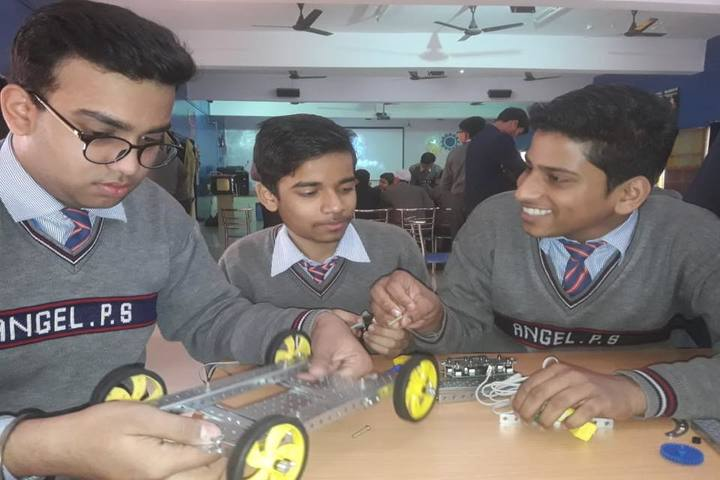 Angel Public School-Robotics Classes