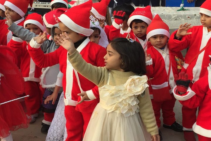 Angels Public School-Christmas Day Celebrations