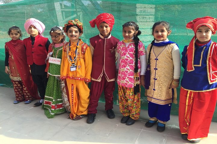Angels Public School-Fancy Dress