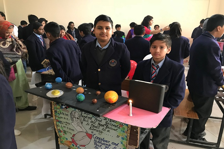 Angels Public School-Science Fair