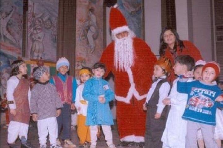 Apeejay School-Christmas Celebrations