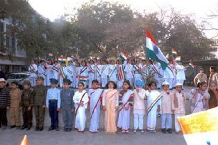 Apeejay School-Independence Day