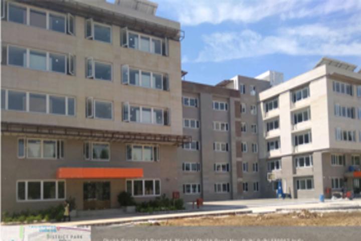 Apeejay School-School Building