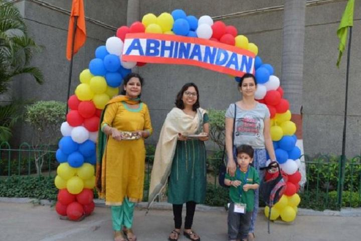 Apeejay School Saket-Abinandan