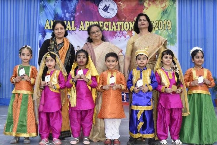 Apeejay School Saket-Award ceremony