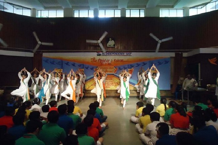 Apeejay School Saket-Dance