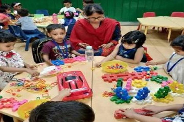 Apeejay School Saket-Kindergarden