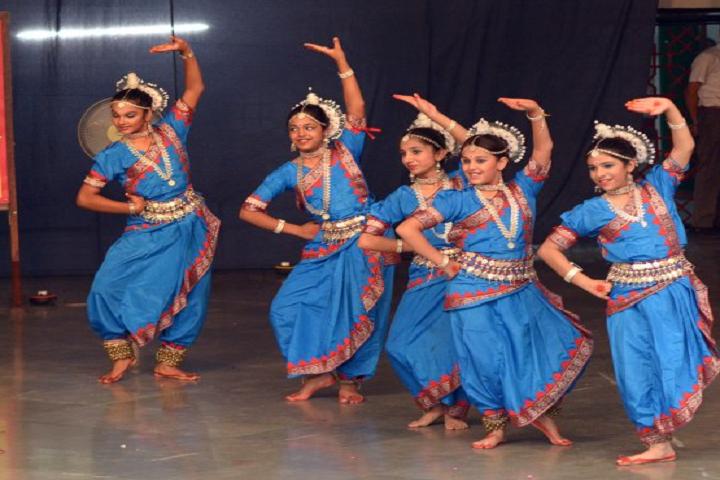 Appejay School-Cultural Dance