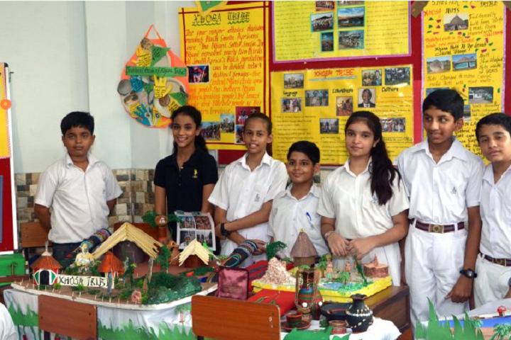 Appejay School-Science Exhibition