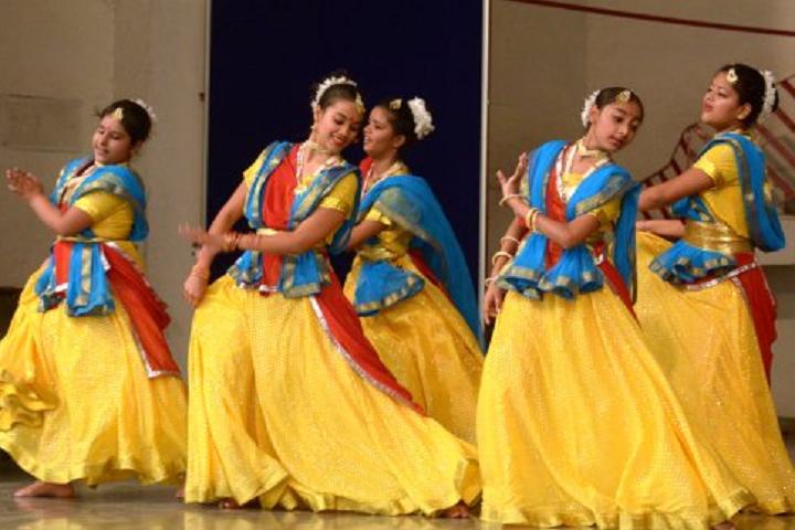 Appejay School-Dance