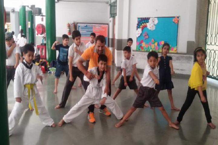 Appejay School-Karate