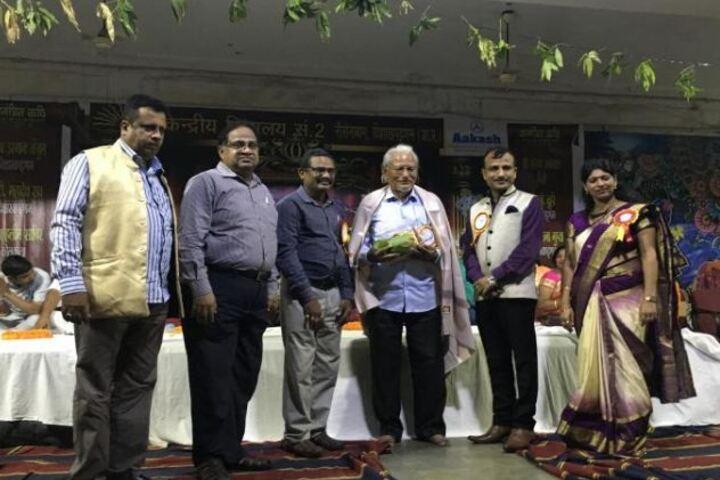 Kendriya Vidyalaya No 2-Founders Day