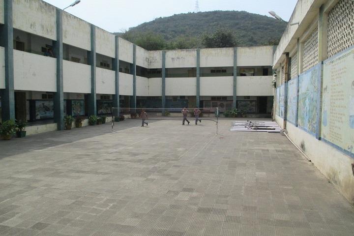 Kendriya Vidyalaya No 2-Play Ground