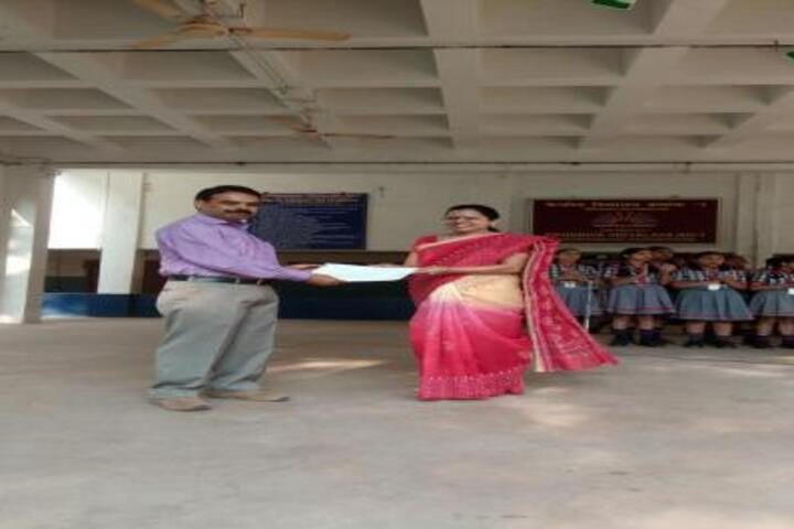 Kendriya Vidyalaya No 2-Teachers Day