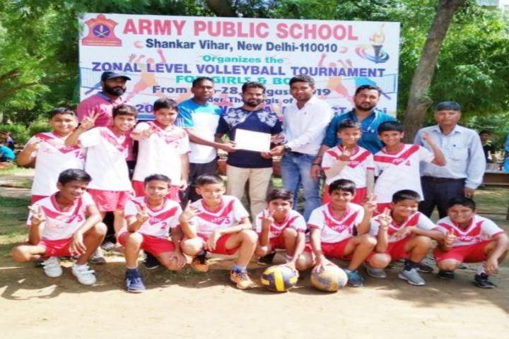 Army Public School-Tournment