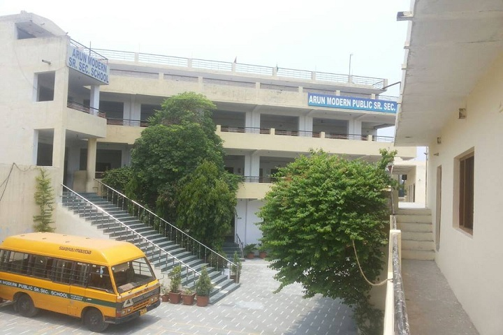 Arun Modern Public School-Campus View