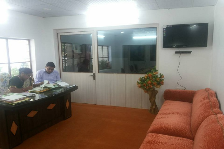 Arun Modern Public School-Office Room View