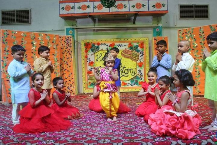 Arwachin International School-Janmastami Celebrations