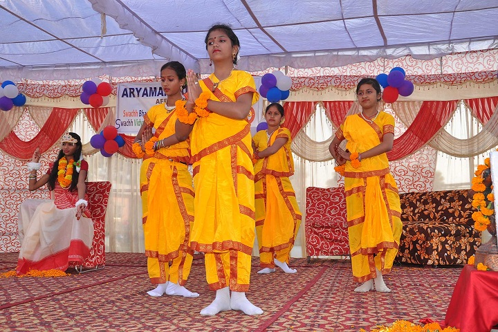 Aryaman Public School-Annual Day