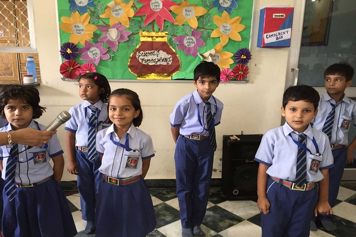 Aryaman Public School-Activities