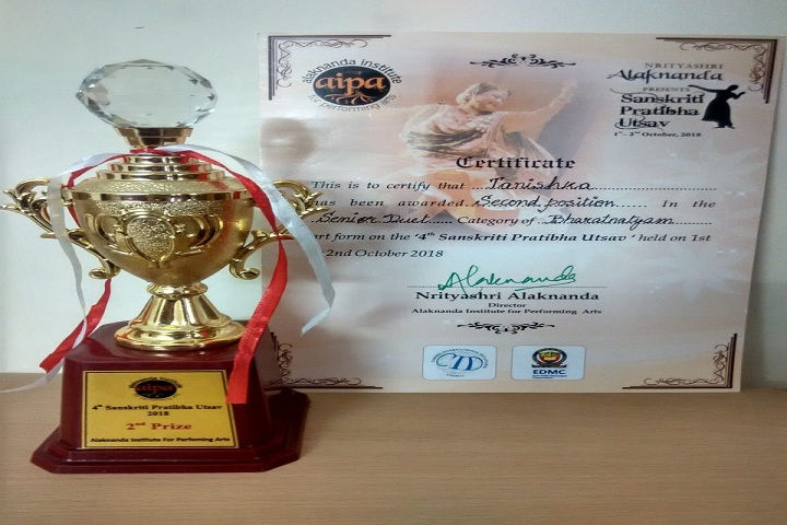 B G S International Public School-Awards