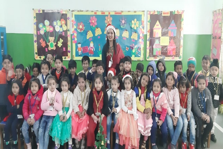 B G S International Public School-Chritmas Celebrations