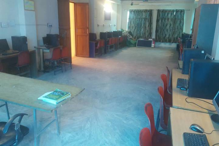 B M Bharti Model School-Lab
