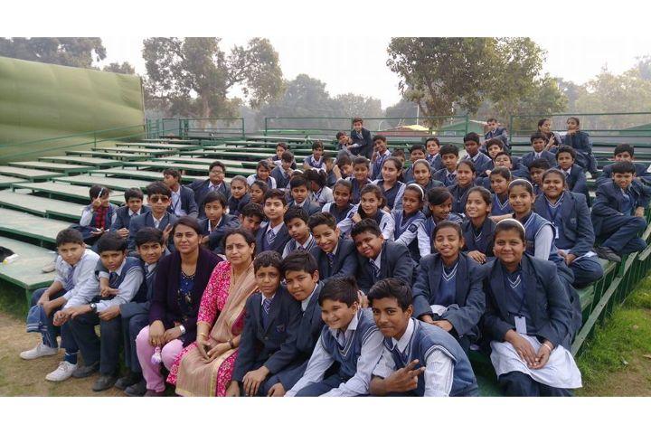 B R Mehta Vidya Bhawan Senior Secondary School-Trip